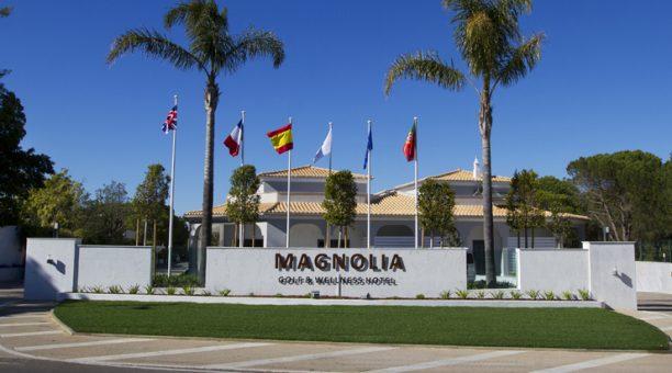 THE MAGNOLIA HOTEL